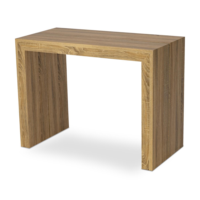 Table Console extensible Nassau XL Bois Sonoma