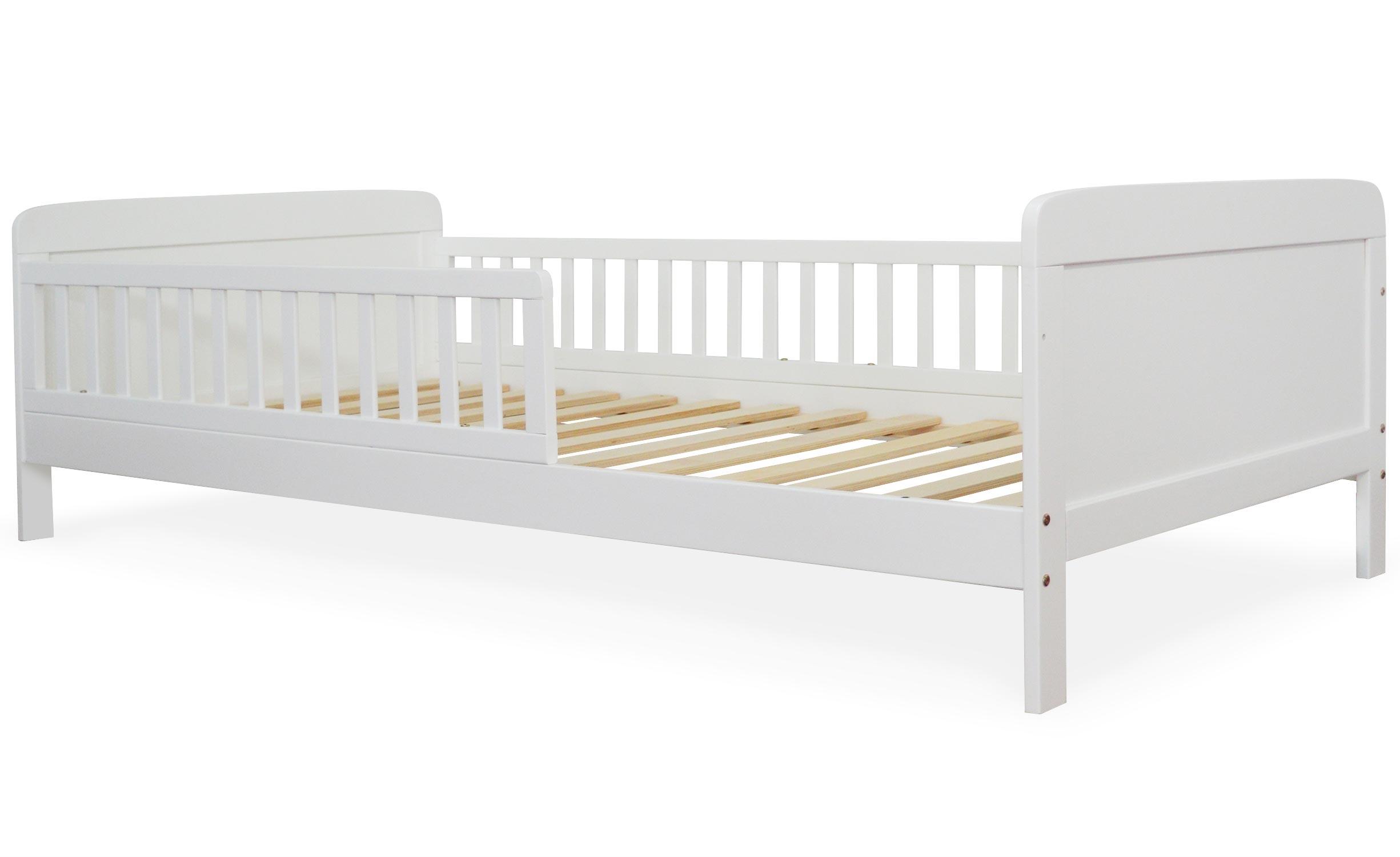 Augustin Kinderbett Weiß