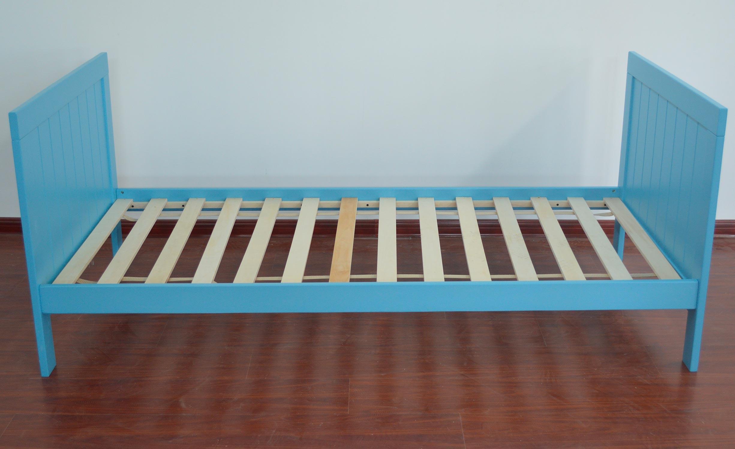 Calisson Kinderbett Blau