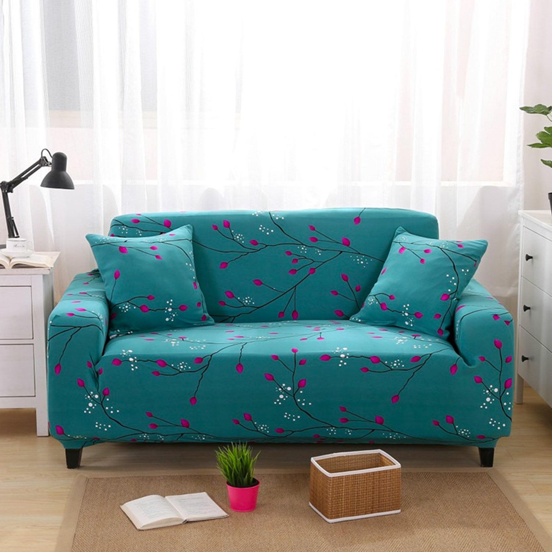 Celina Decoprotect Fleur 2-Sitzer Stretch Sofabezug