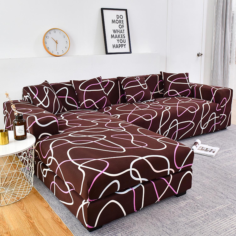 Stretch Sofabezug Decoprotect Motiv 3-Sitzer Sofabezug
