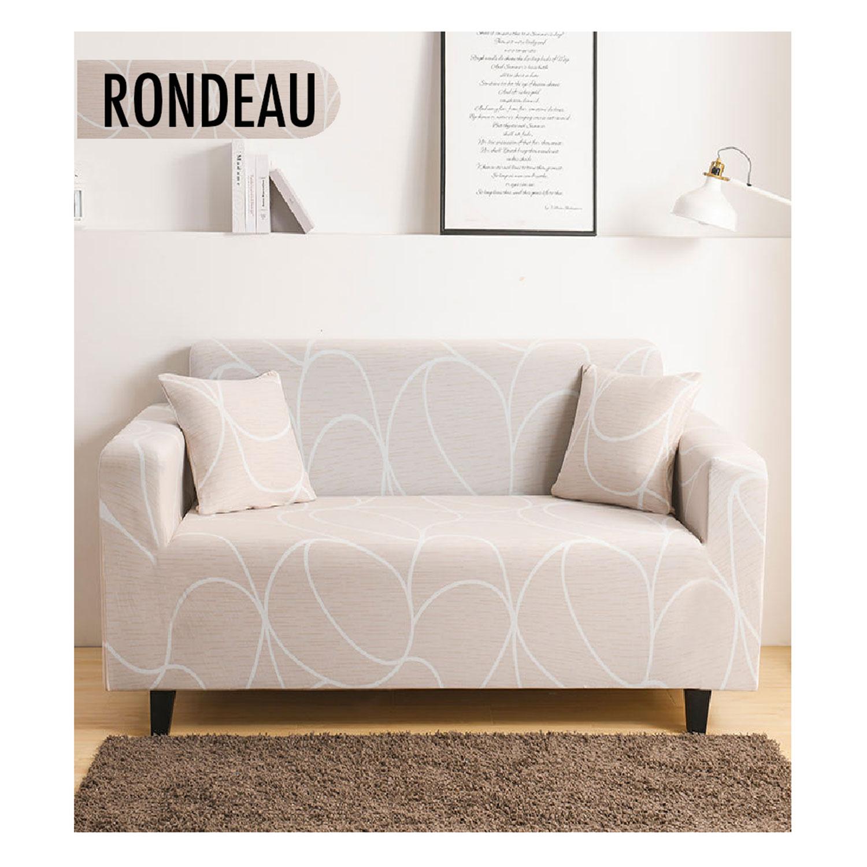 Decoprotect 3-Sitzer Stretch Sofabezug Rondeau