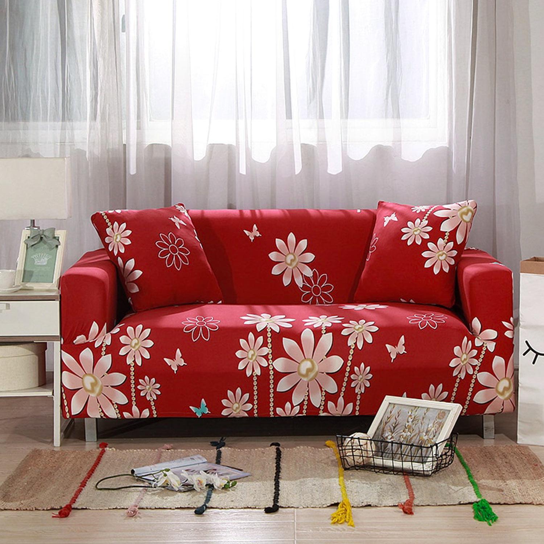 Stretch Sesselbezug Decoprotect Fleur 1 Platz Alexandra