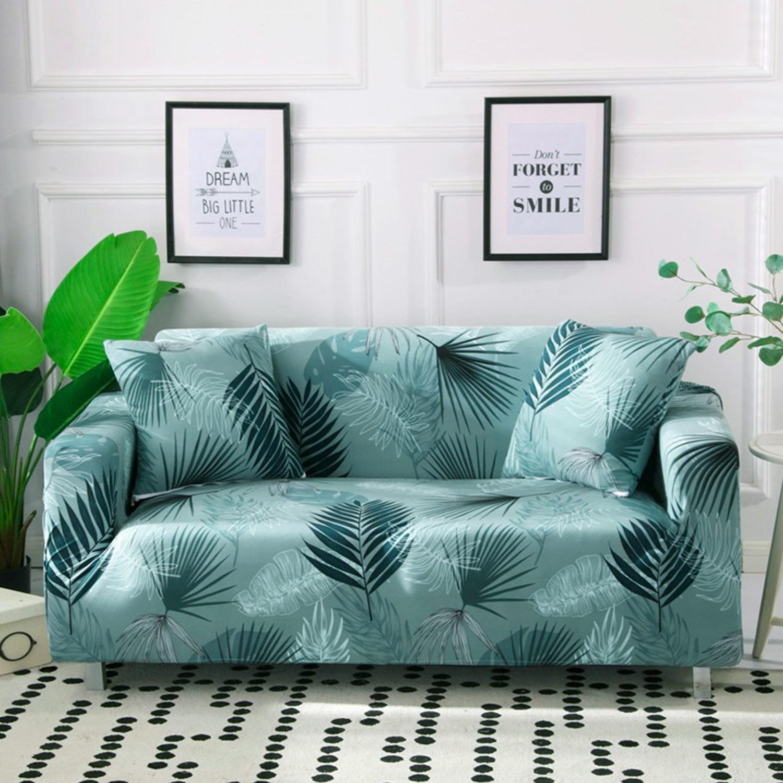 Stretch-Sesselbezug Decoprotect Fleur 1-Sitzer Ariella