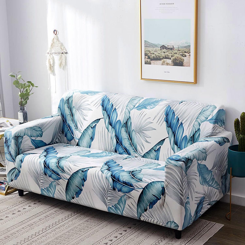 Stretch-Sesselbezug Decoprotect Fleur 1-Sitzer Beverly