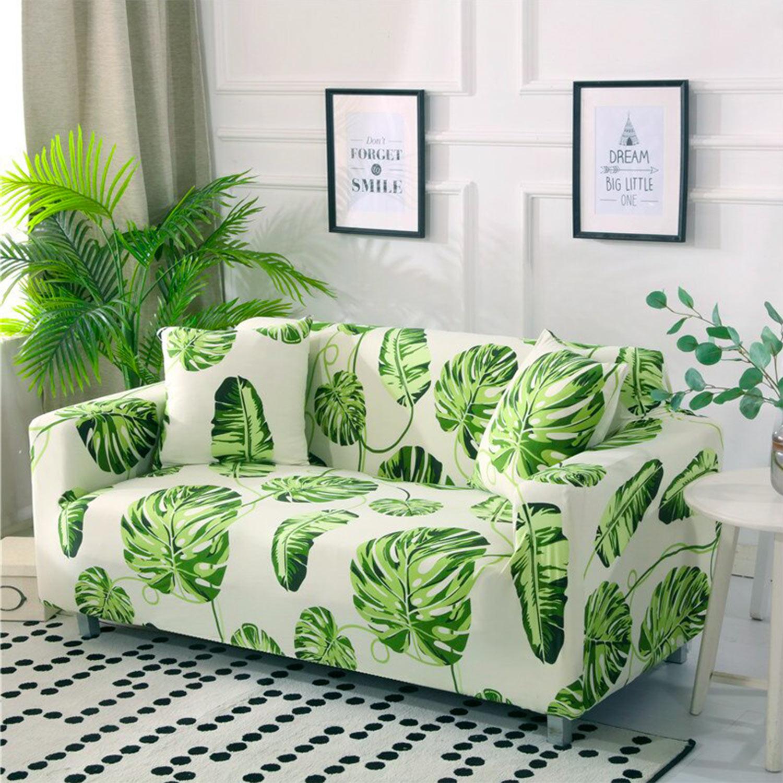 Decoprotect Fleur 1-Sitzer Stretch Sesselbezug Savana