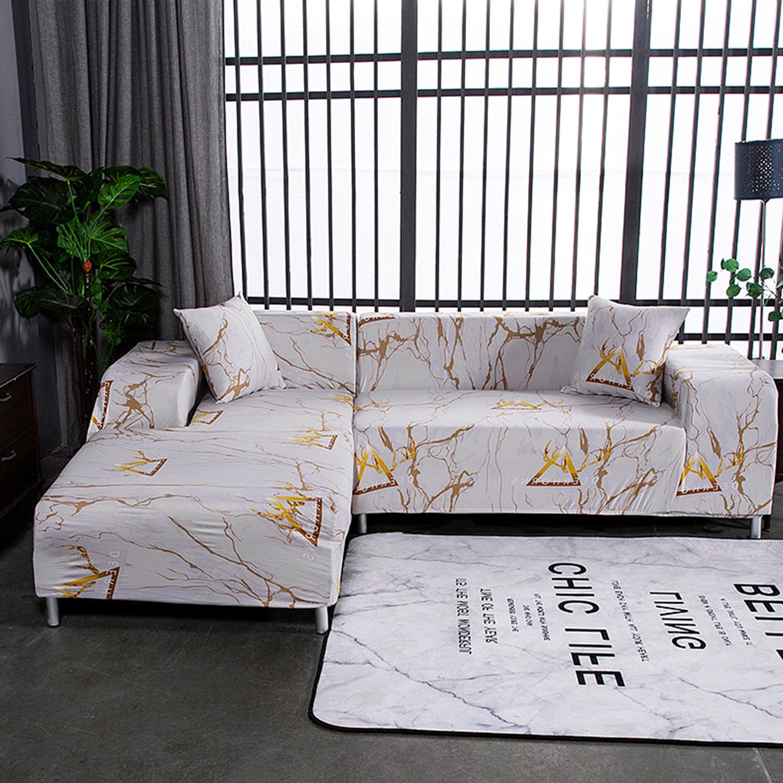 Stretch-Sesselbezug Decoprotect Motiv 1 Sitzer Nofretete