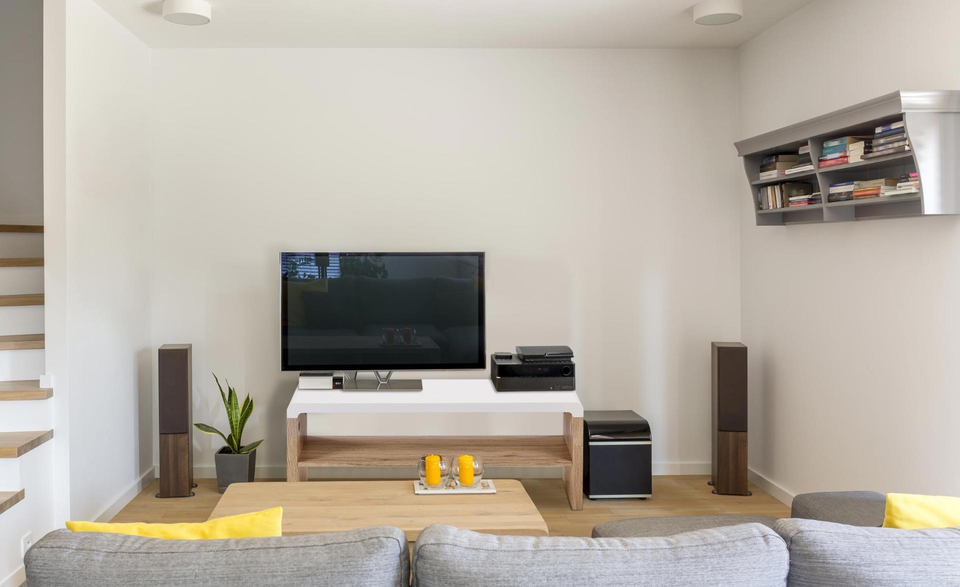 Vertigo TV-Schrank aus Holz